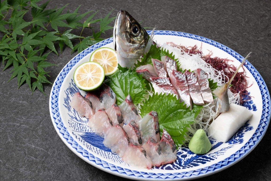 Seki Aji. Fish delicatessen.