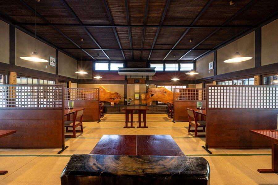 Zashiki seat