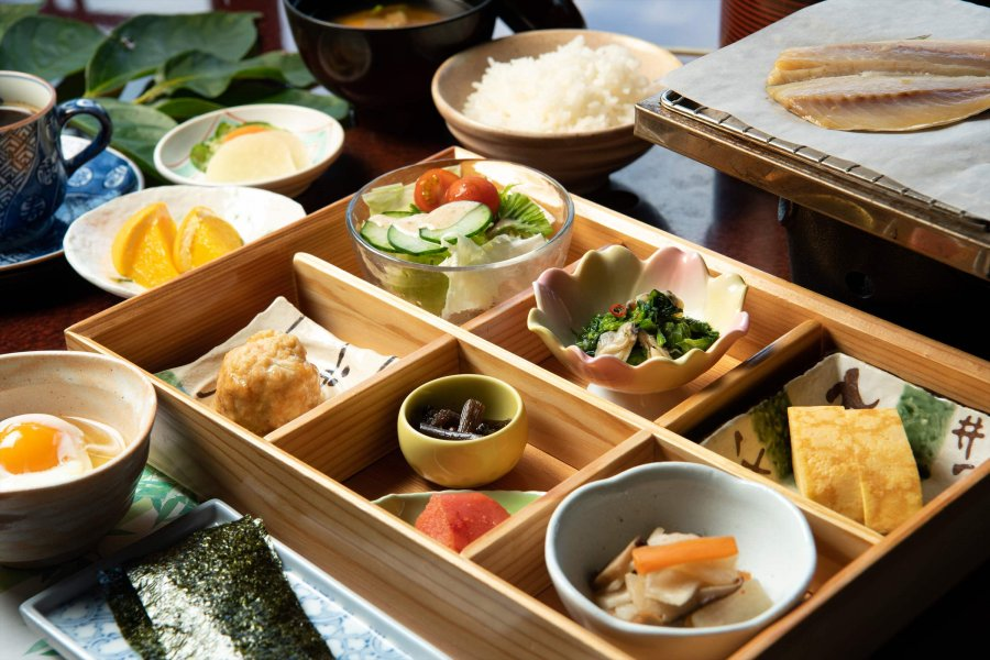 One Night's Bed and Breakfast (Japanese style) Plan