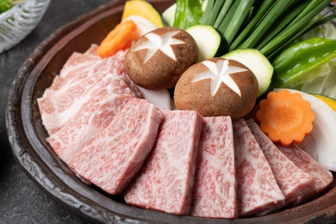 Japanese Black Wagyu Beef Teppanyaki